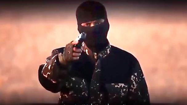 Abu Rumaysah is thought to be the masked figure who taunted David Cameron in a purported Islamic State video