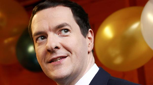 Chancellor George Osborne says the first rise in interest rates since 2007 would signal that the UK economy was 'normalising'
