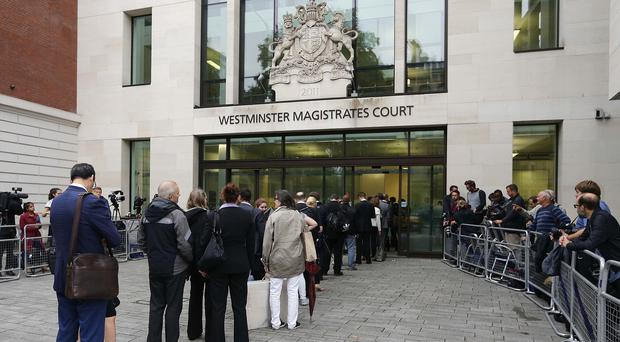 Two Iraqis suspected of being part of a network which smuggled up to 20 migrants a night into the UK are due in court