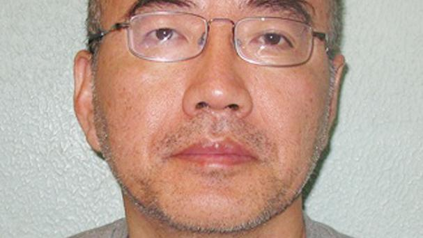 Hongbin Liu, who has been jailed for seven years