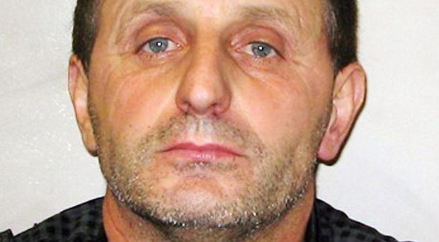 Giorge Zhukas has been jailed after admitting a series of sexual attacks (Metropolitan Police/PA)