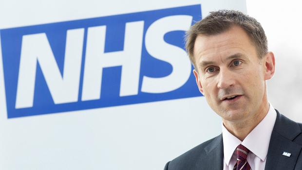 Jeremy Hunt accused some on the union's council of viewing the dispute over weekend working hours as a