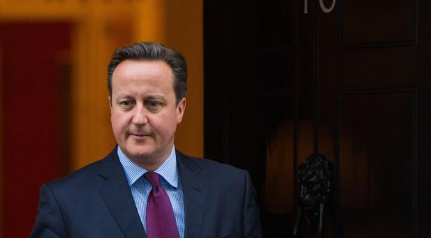David Cameron is to earmark funds for mental health care