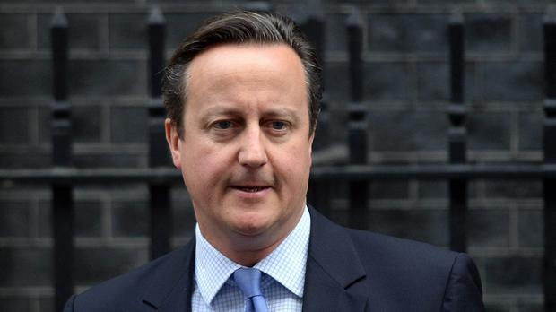 Prime Minister David Cameron said Brimstone missiles would make a 'meaningful difference' to the battle against IS