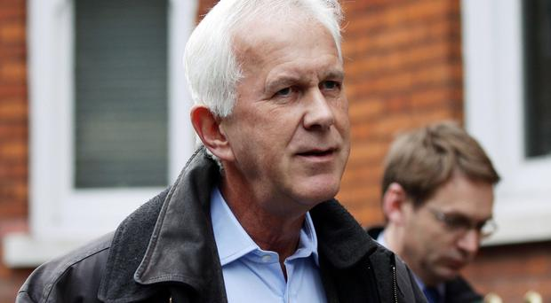 Environment Agency chairman Sir Philip Dilley has stepped down