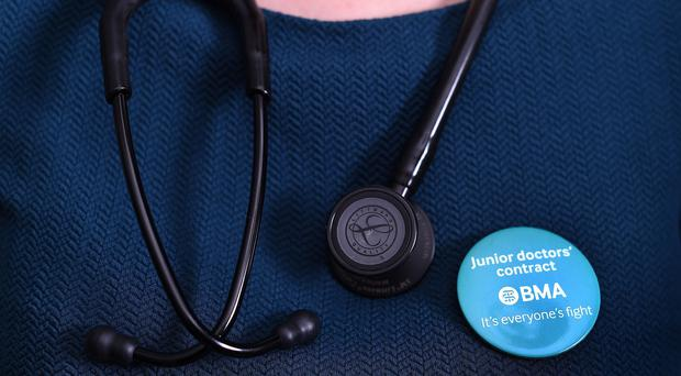 Junior doctors are taking industrial action
