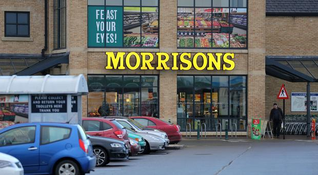 Sales at Morrisons rose 0.2% in the nine weeks to January 3