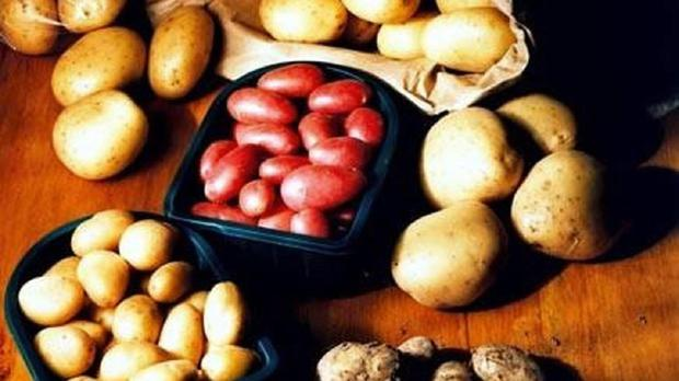 Experts analysed total potato consumption, including baked, boiled, mashed and fries.
