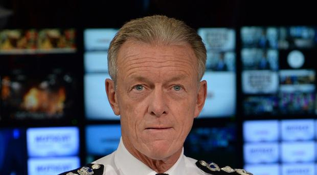 Metropolitan Police Commissioner Bernard Hogan-Howe said they are checking that bail conditions are being complied with