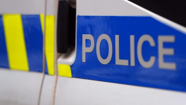 Six PSNI officers were injured and three police vehicles damaged as a result of the collisions with the stolen car