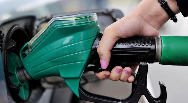 The RAC said falling oil prices could lead to UK motorists paying just 86p a litre for fuel