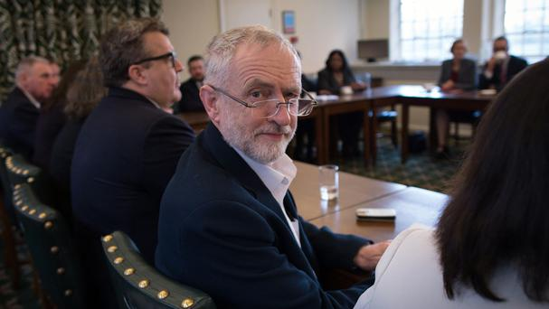 Labour leader Jeremy Corbyn could face another shadow cabinet split over the timing of his party's Trident recommendations
