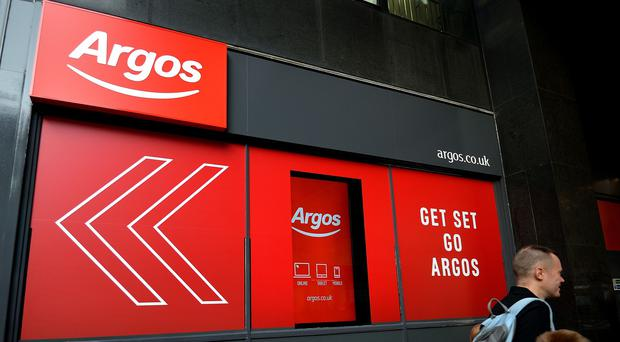 Home Retail posted a 2.2% fall in sales at established Argos stores for the 18 weeks to January 2