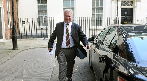 Mike Penning used cars on 247 occasions to transport documents in 2014/15