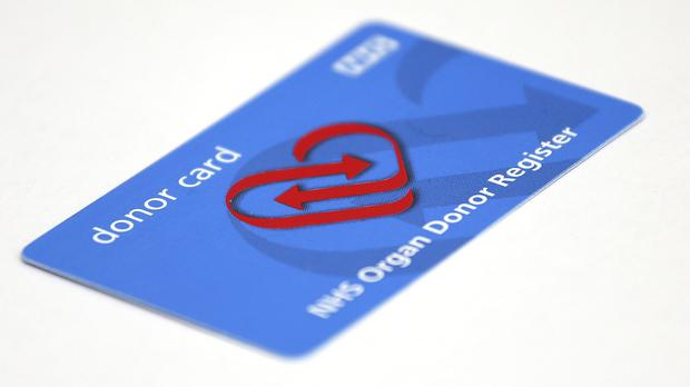 One in seven organ transplants have been vetoed by bereaved relatives of donors since 2010