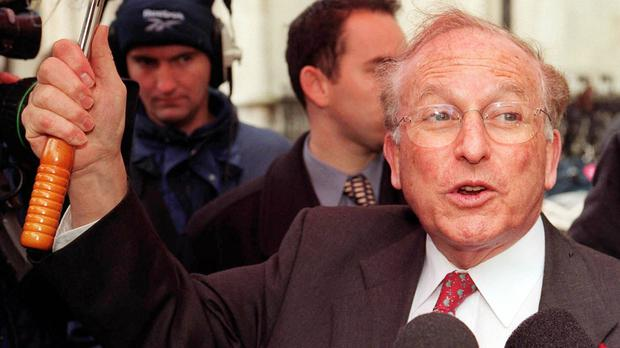 Legal proceedings were left in limbo after Lord Janner's death