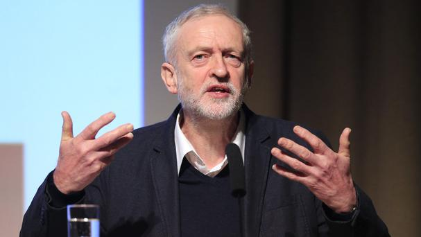 Labour leader Jeremy Corbyn has acknowledged differing views on the Trident nuclear deterrent within his party