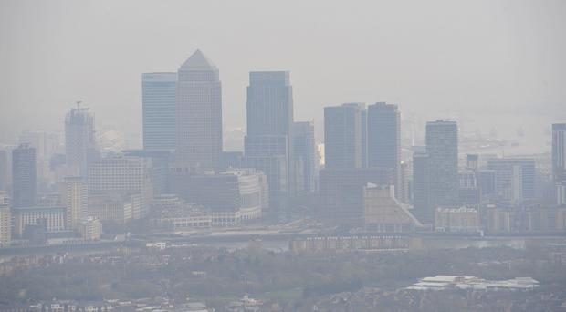 Air pollution limits for the whole of 2016 have already been breached in London