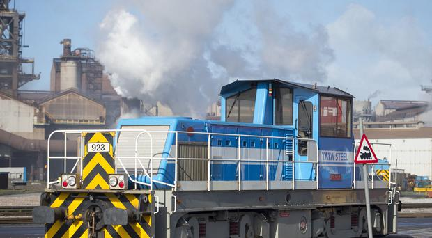 Tata's plant at Port Talbot is expected to be affected by the job losses