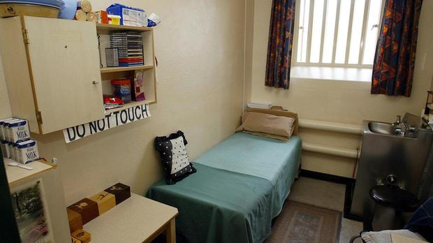 The UK's prison population is nearly 90,000