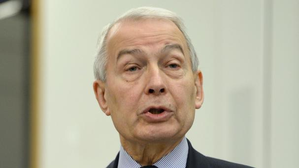 Frank Field said the