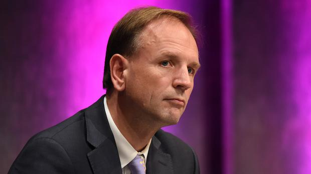 Simon Stevens says there is a need to consider a range of options, including the value of pensions and people's homes