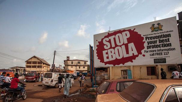 MPs said small, earlier interventions could have made a huge difference over the Ebola crisis (AP)