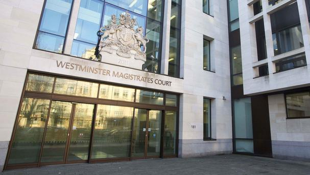 Both men were arrested last Tuesday and are due before Westminster Magistrates' Court