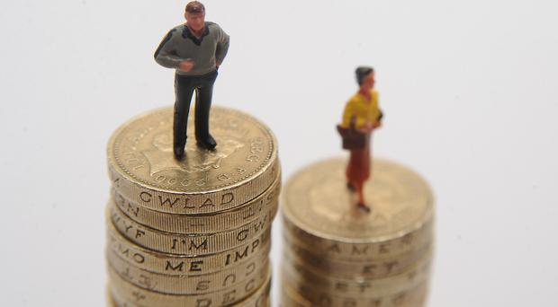 Typical pay in Scotland is higher than it is in England for the first time on record, a report found