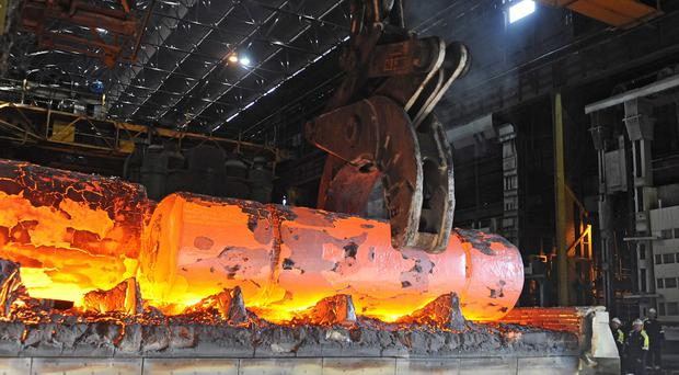 Sheffield Forgemasters started consultations on 100 redundancies