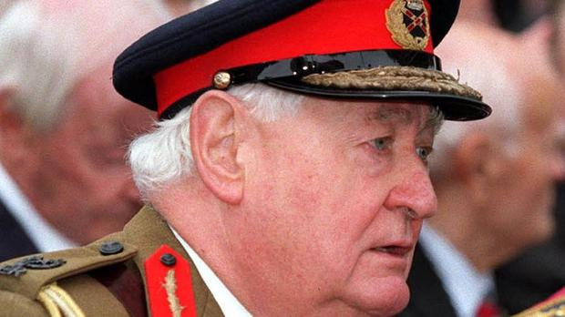 Police conducted a nine-month inquiry into Lord Bramall before dropping the case