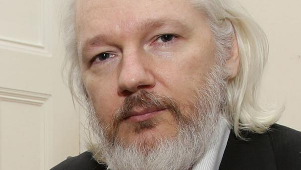 Ecuador's president has said Julian Assange will be questioned at the London embassy where he has been holed up for more than three years over allegations of sex assault