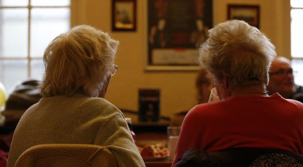 Fifty thousand older people in England are estimated to have a top-up arrangement in place for their care