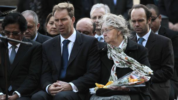 Tobias Ellwood's brother Jonathan was killed in the 2002 Bali bombings