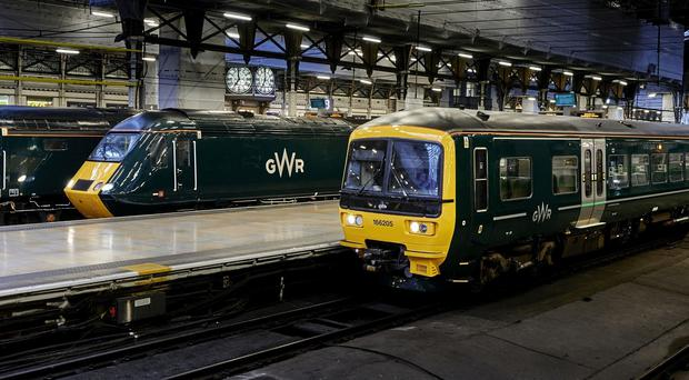 The Great Western main line to Cardiff will be electrified by 2018, Network Rail said