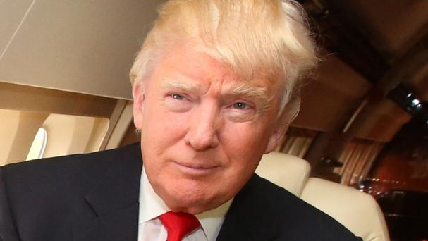 Donald Trump is vying to win the Republican nomination