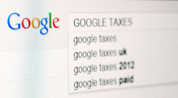 Google has agreed to pay back taxes of £130 million to the Government