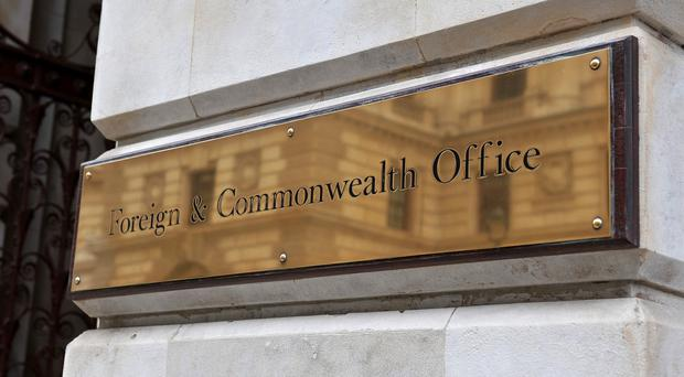 The Foreign Office said it was providing consular assistance to affected British nationals