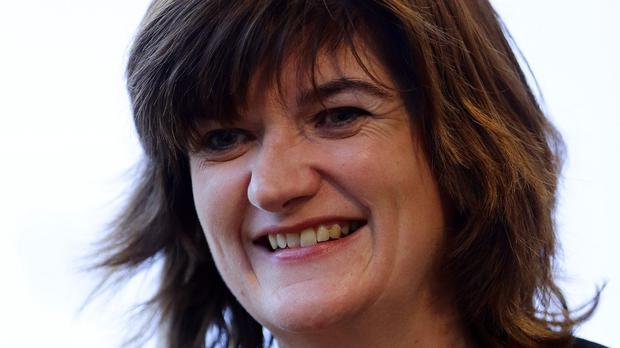 Education Secretary Nicky Morgan wants to make sure all pupils are aware of apprenticeships
