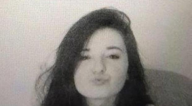 Georgia Ferguson was last seen wearing black leggings, a grey crop top, black jacket and white wedge trainer boots (Northumbria Police/PA, best quality available)