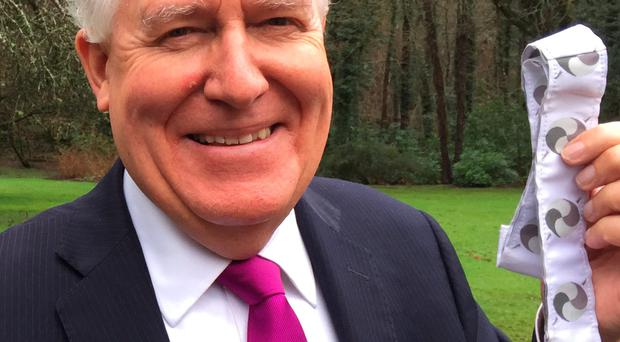 Honour: Peter Hain