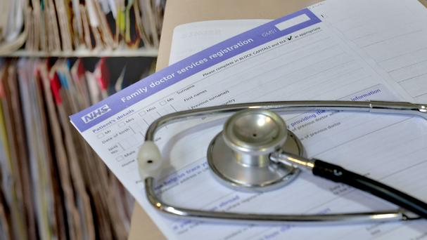 The Department for Work and Pensions will be able to see data on fit notes extracted from GP records