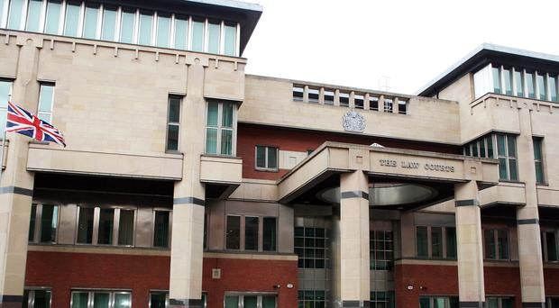 Ricky Hepworth appeared via videolink at Sheffield Crown court