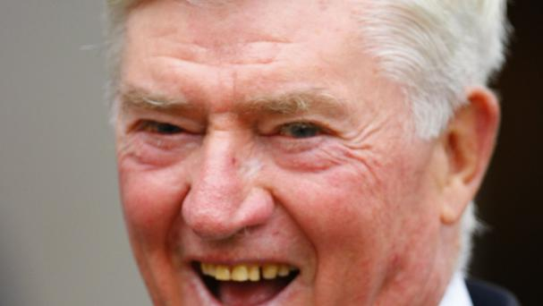 Lord Cecil Parkinson has died, his family said