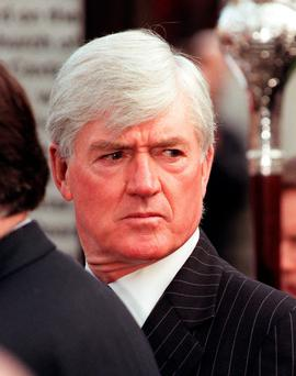 Cecil Parkinson who died on Friday