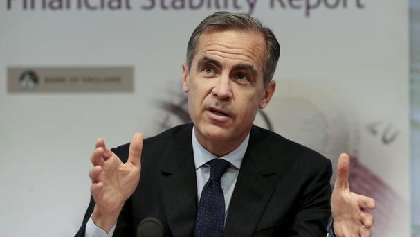 Mark Carney believes the current conditions are not right for an interest rate rise in the UK