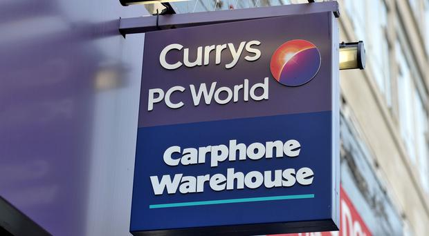 Dixons Carphone is shutting an unspecified number of its stores in Northern Ireland