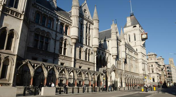 The Court of Appeal judges will rule on the case