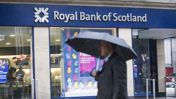 RBS said it was also pumping another 4.2 billion pounds into its pension scheme.