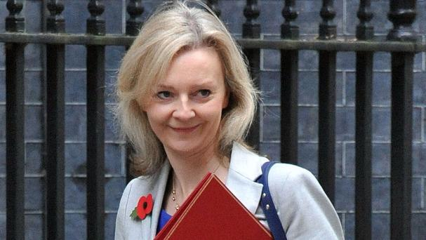 Environment Secretary Liz Truss has praised a scheme in Somerset which allows six town halls to increase the council tax charge to fund flood defences
